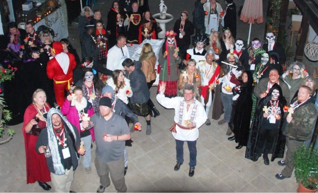 Sighisoara, the best Halloween party in Transylvania
