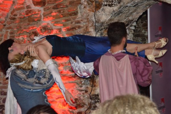 The best Halloween party in Transylvania, Sighisoara Citadel Romania