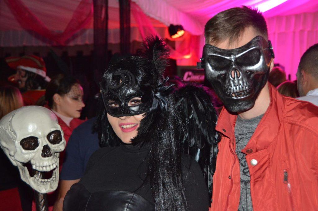 Bran Castle Halloween Party aka Dracula's Castle Halloween Party