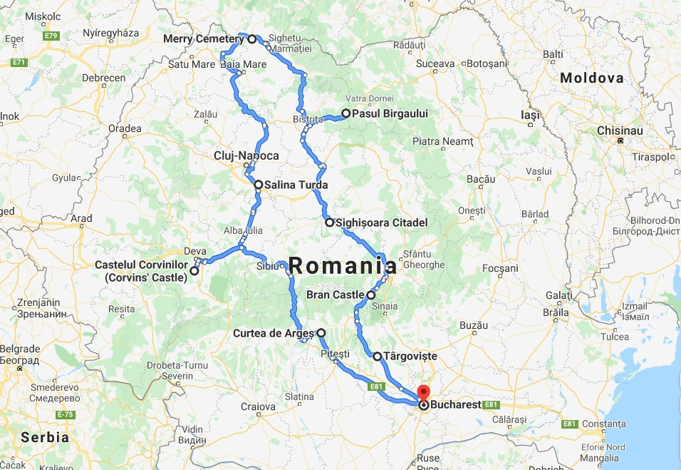 dracula study tour in Transylvania Romania, Best Transylvania Holidays 2022
