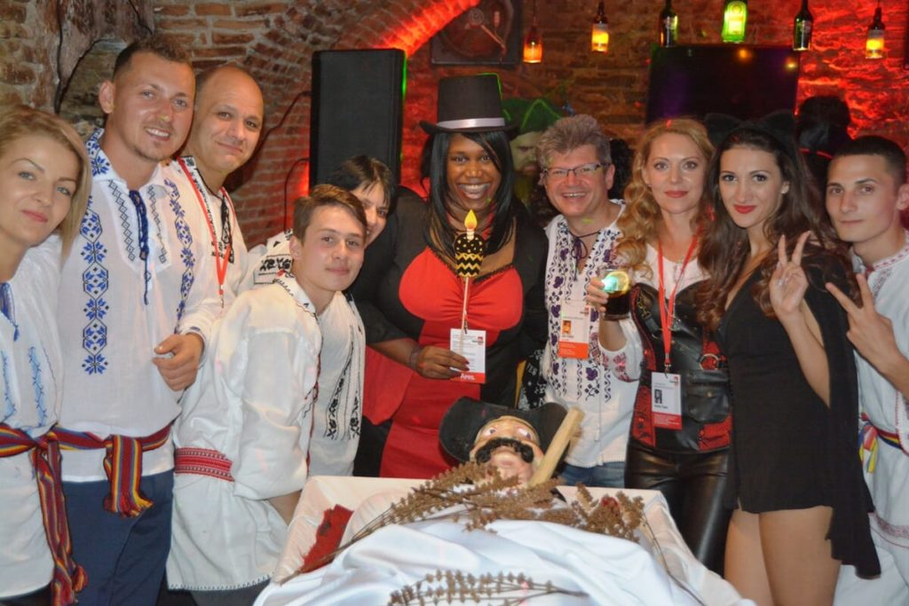 Dracula's Castle Romania Halloween Party, 7 days tour
