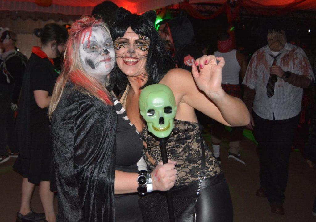 Bran Castle Halloween party, tailor made holidays to Romania