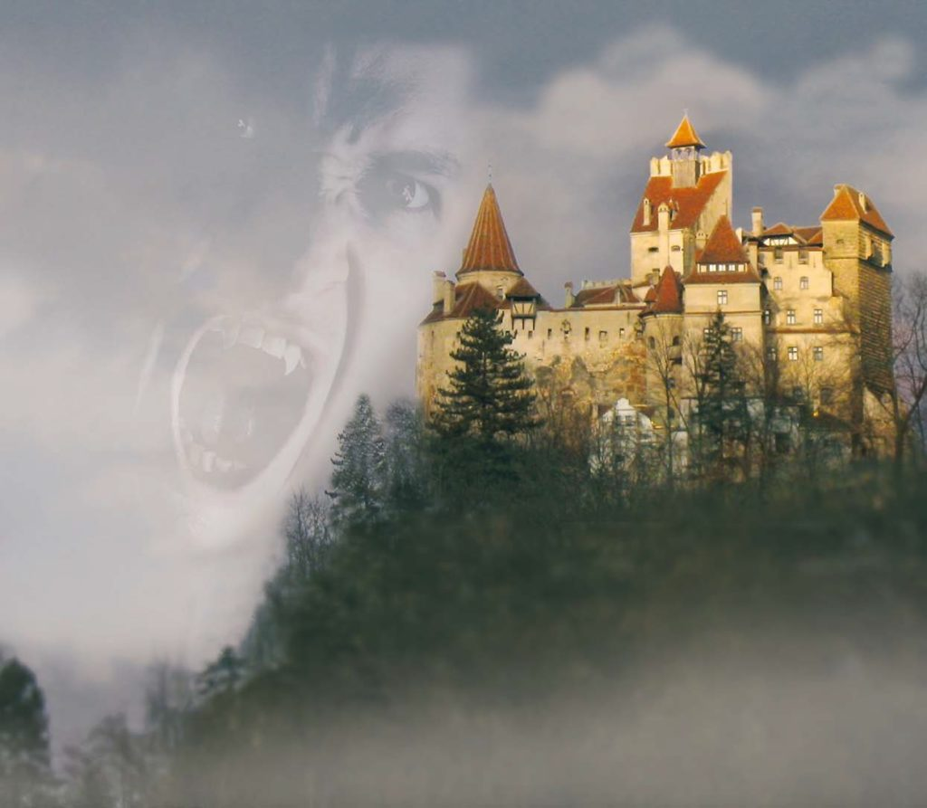 Dracula's Castle Romania Halloween Party, 7 days tour, bran castle halloween