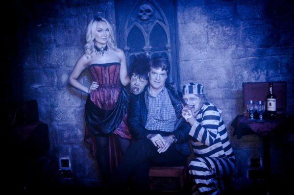 Dublin Dracula experience in Halloween in Ireland tour